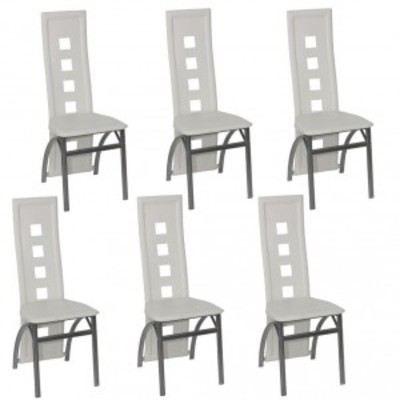 Chaise contemporaine et moderne pas cher  Chaises de salon salle à manger
