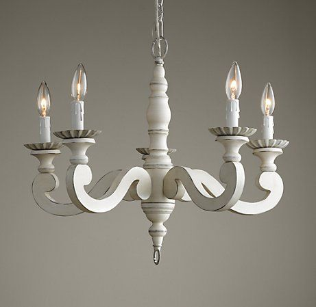 etienne chandelier - $229 - I know it's in the child section but it's so cute!