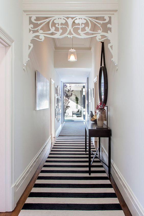M s de 25 ideas incre bles sobre alfombras pasillo en - Alfombra para escalera ...