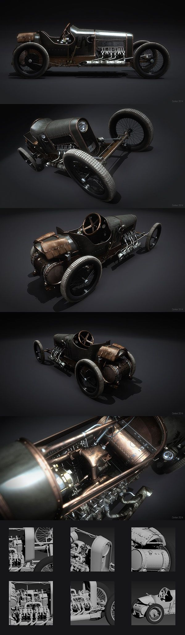 CYCLECAR on Behance