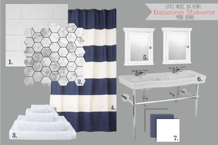 Navy Bathroom Ideas: Best 25+ Navy Bathroom Decor Ideas On Pinterest