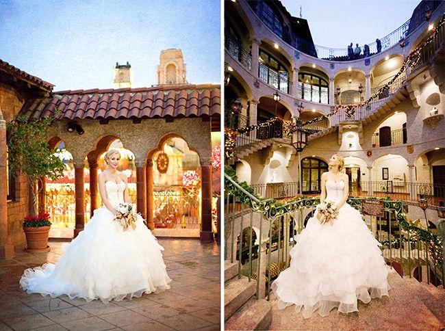 Winter Wedding Mission Inn Riverside Ca Brian Labrada Photography