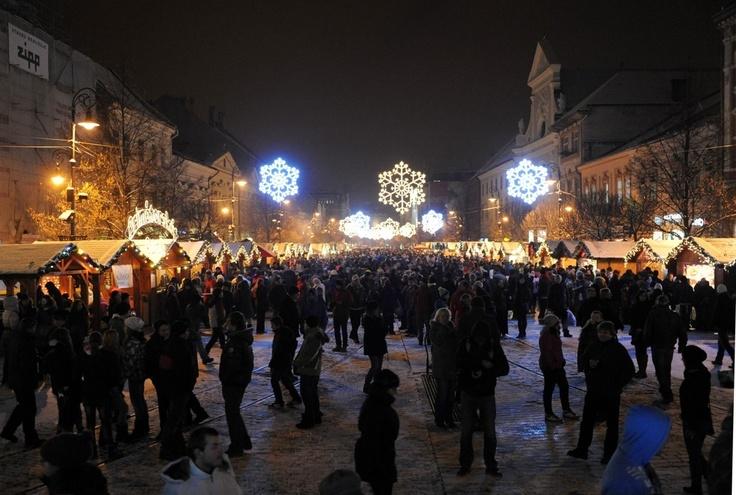 Christmas in Košice