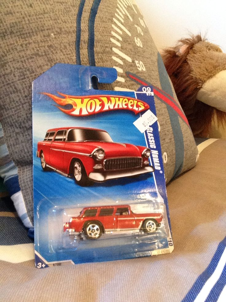 Old Collectable hot wheels NOMAD CAR