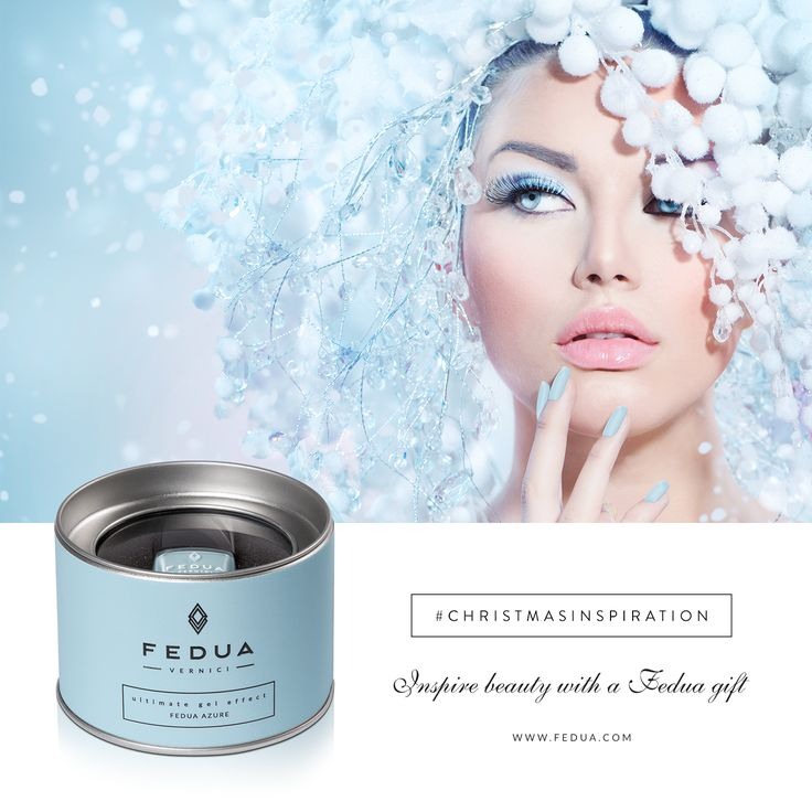 At Christmas give Fedua Azure! Find it on http://www.feduacosmetics.com  A Natale regala Fedua Azure! Lo trovi su http://www.feduacosmetics.com  #feduacosmetics #christmasinspiration