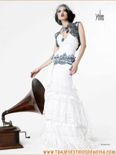 Manhattan  Lumire  Vestido de Novia  YolanCris
