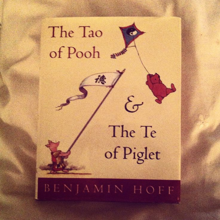 #100happydays day 44 - The Tao of Pooh and the Te of Piglet...