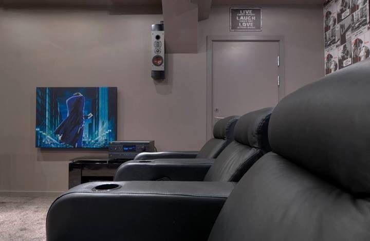 Stoel voor filmkamer
