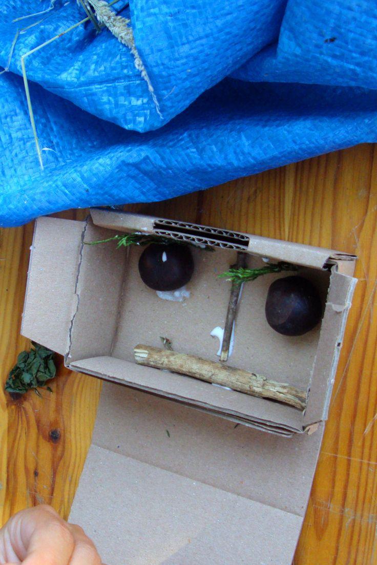 Atelier Land'art à La Maison des Traditions de Chassignolles DIY