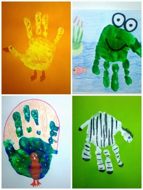 Noch mehr Handabdrücke http://hanseaten-herz.blogspot.de/2013/11/weg-mit-der-herbstdeko-und-her-mit-dem.html