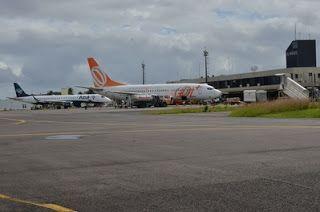 Pregopontocom Tudo: Aeroporto Jorge Amado, em Ilhéus, é concedido para o Governo da Bahia