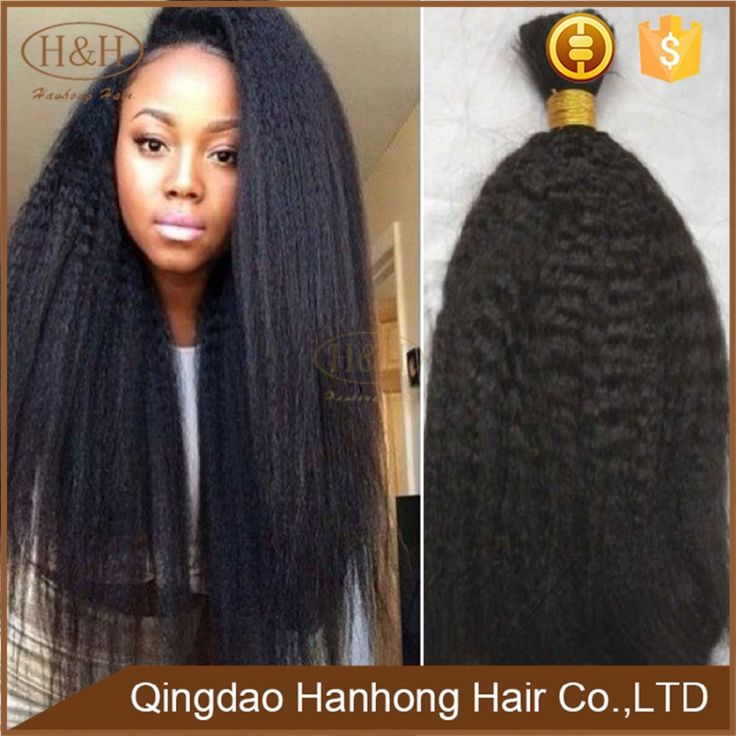 Cheap Crochet Hair Styles : Wholesale cheap kinky straight yaki crochet braids with human hair ...