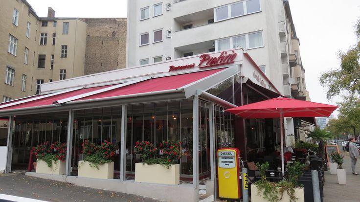 #Germany #Deutschland #Duitsland #Allemagne #Berlin #Savignyplatz #Pratirio #Greek #Grieche #delicious #restaurant