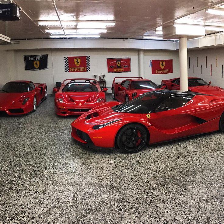 « #FerrariFriday courtesy of #FamilyMember @FerrariCollector_Davidlee »