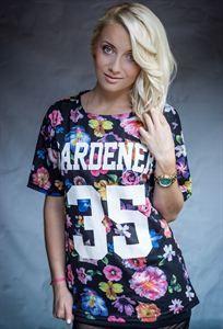 T-SHIRT OVERSIZE GARDENER - http://laceshop.pl/t-shirt-oversize-gardener