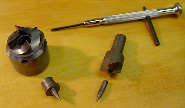 Taig Micro Lathe & Mill Accessories