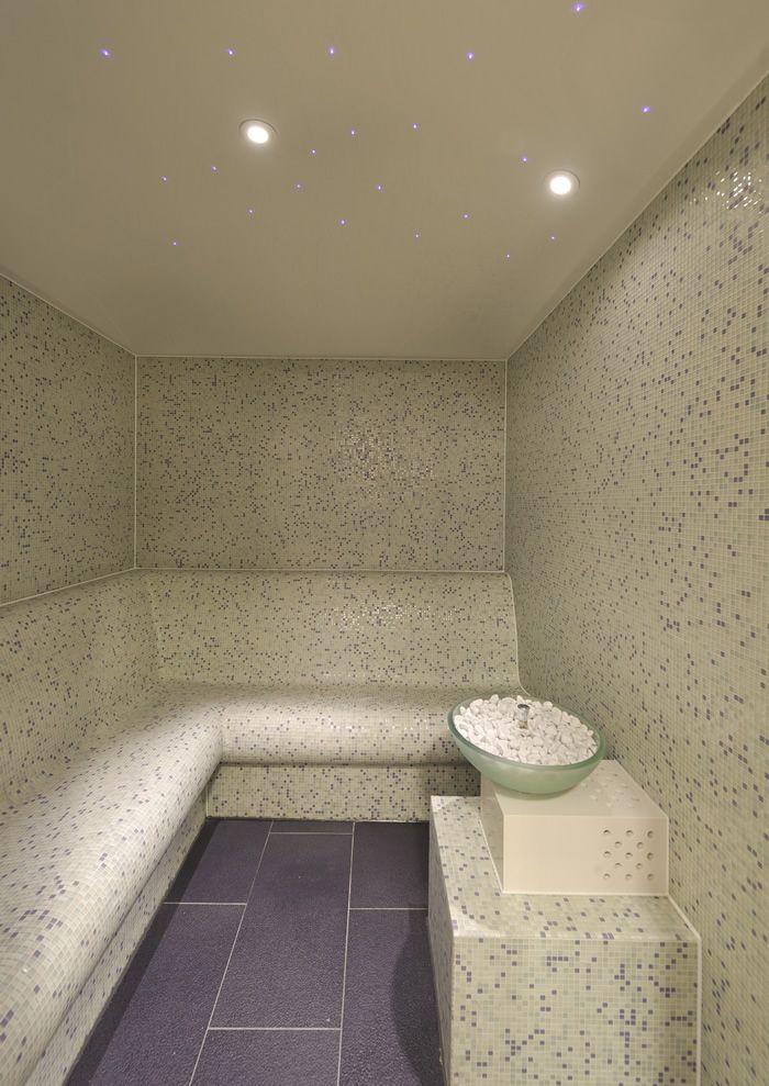 Steam room [ AqualineSaunas.com ] #steamroom #premier #luxury