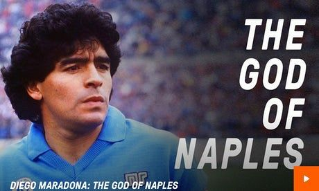 From a debut remembered mainly by opponents to the rousing of Napoli and that goal against England, half a dozen moments that sum up El Diego