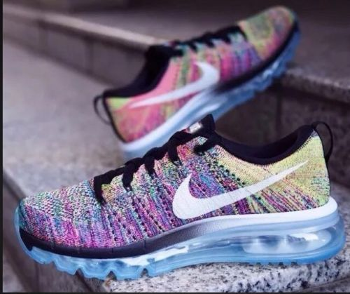 1a4e3406a536 Nike Air Max Flyknit Multicolor Womens endeavouryachtservices.co.uk