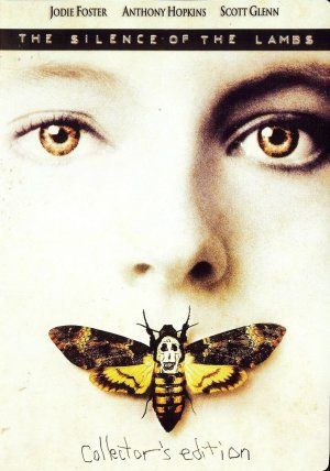 """The Silence Of The Lambs (1991), Jonathan Demme. From Thomas Harris's novel, Demme explodes and reconstructs a classic genre, laying a foundation of emotional and political commitment beneath a perfectly constructed psychological thriller. As Hannibal """"the Cannibal"""" Lecter, Anthony Hopkins is the archetypal antihero—cultured, quick-witted, uncontainable—a portrait of all the sharpest human faculties gone diabolically wrong. Winner of five Academy Awards, including Best Picture."""