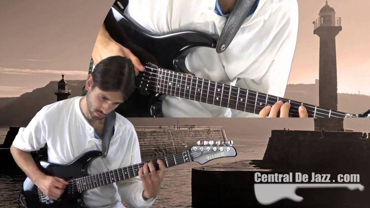 Vídeo de improvisación de guitarra sobre los cambios del estándar de Jazz Cherokee, un magnífico tema y todo un reto de improvisar con la guitarra.   http://youtu.be/cJpsvuDIljg