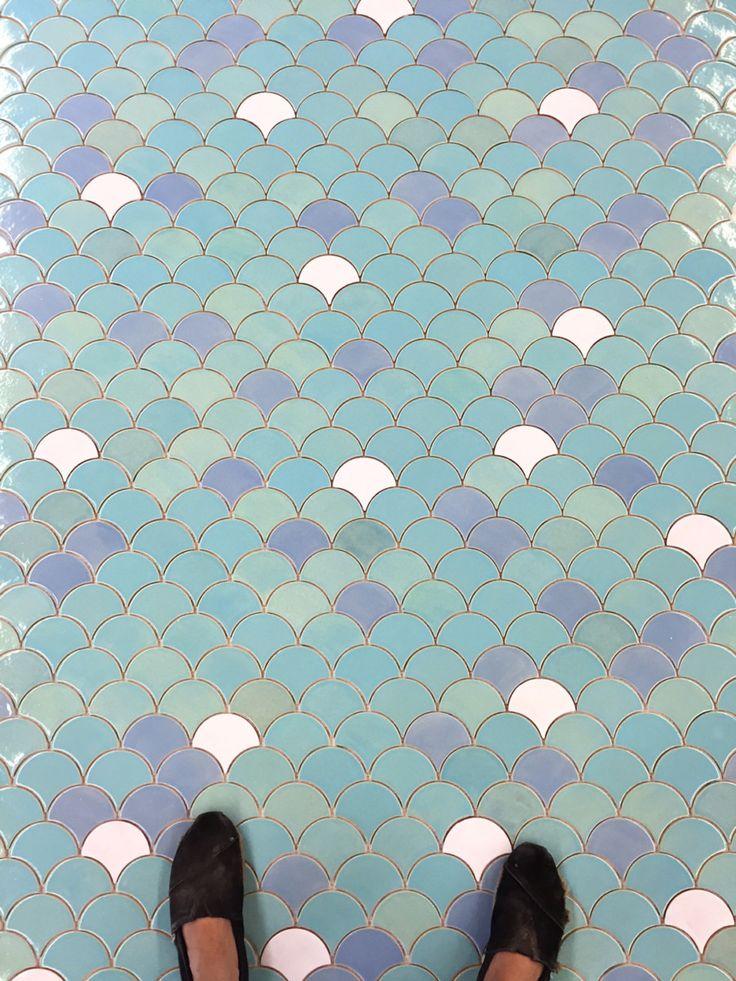 588 Best Moroccan Fish Scale Tile Mercury Mosaics Images