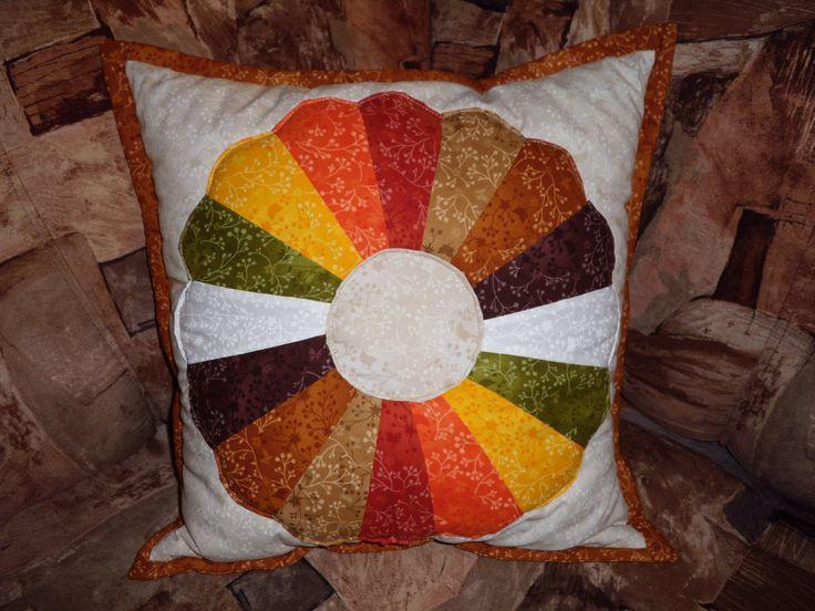 patchwork - polštář