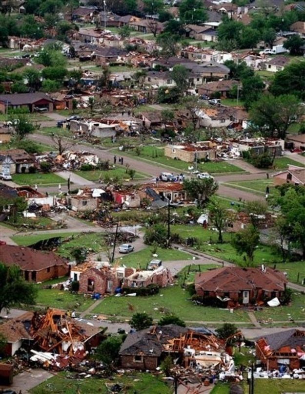 April 3, 2012 -- 13 tornados hit Dallas, Texas and surrounding communities (Arlington, Lancaster & Forney).  Donate now to help us rebuild Dallas - Rebuilding Together - Greater Dallas | http://www.rebuildingdallas.org/