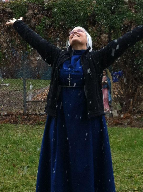 I love nuns.