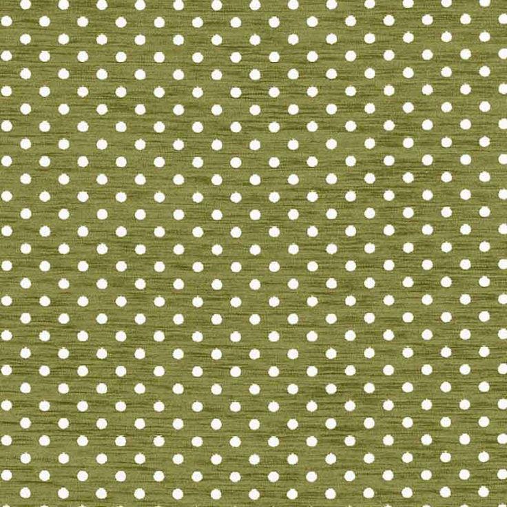 Warwick Fabrics : SUNBEAM, Colour WASABI