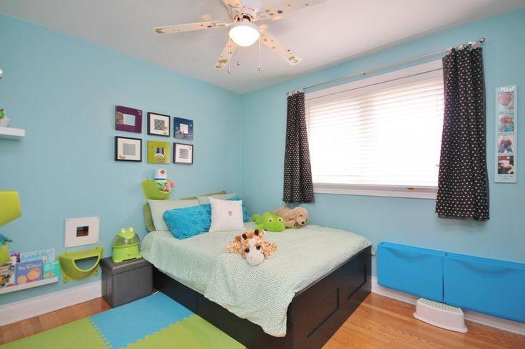 Child's bedroom.  #ottawa