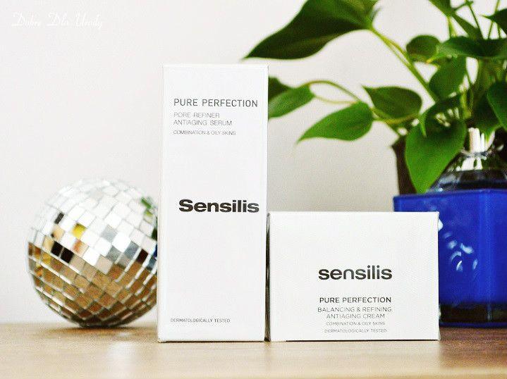 Nowy wymiar pielęgnacji, nowe kosmetyki, dotychczas mi nieznanej, ale zbierającej same pozytywne opinie marki Sensilis :) Dermokosmetyki PURE PERFECTION są stworzone do pielęgnacji dojrzałej cery mieszanej i tłustej, wybrałam dla siebie Serum zwężające pory przeciw starzeniu się skóry oraz Krem zapobiegający starzeniu się skóry. Więcej o marce oraz produktach na https://sensilis.pl/   a recenzja za jakiś czas na blogu...