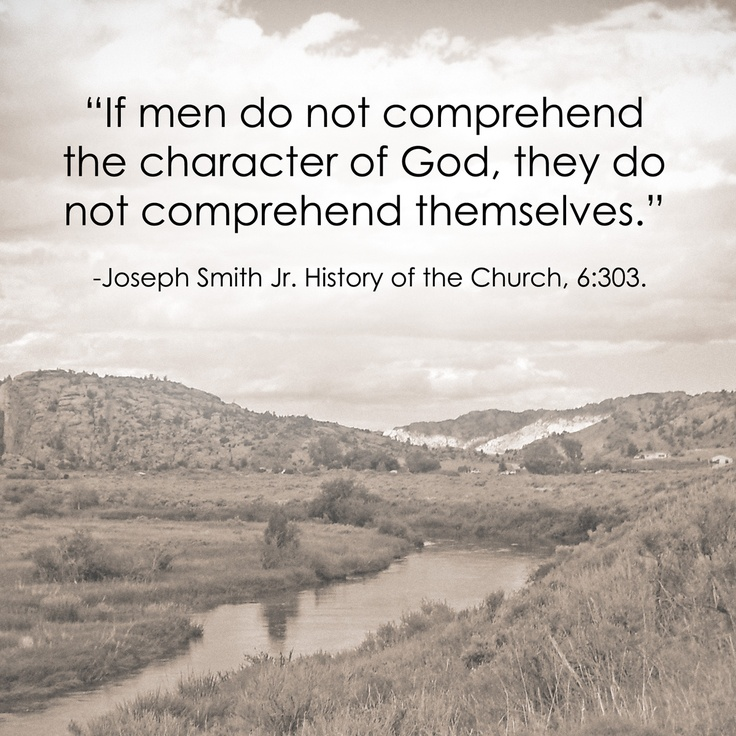 Joseph Smith Jr. LDS Quote http://sprinklesonmyicecream.blogspot.com/
