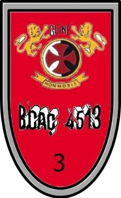 3ª Companhia de Caçadores do Batalhão de Caçadores 4513 Guiné