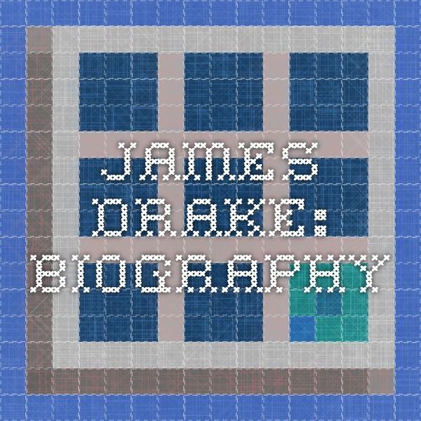 James Drake: Biography