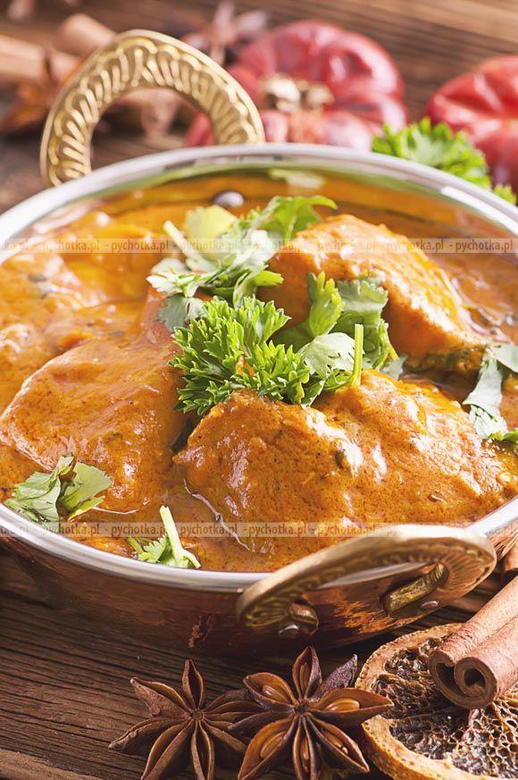 Karczek wieprzowy w curry