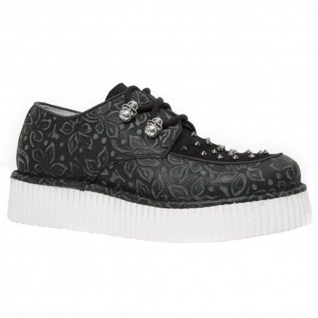 BLACK CREEPER PLATFORM LEATHER SHOES NEO CREEPER COLLECTION. http://www.tribugotica.com/en/newrock/168-black-creeper-platform-leather-shoes.html?utm_campaign=crowdfire&utm_content=crowdfire&utm_medium=social&utm_source=pinterest
