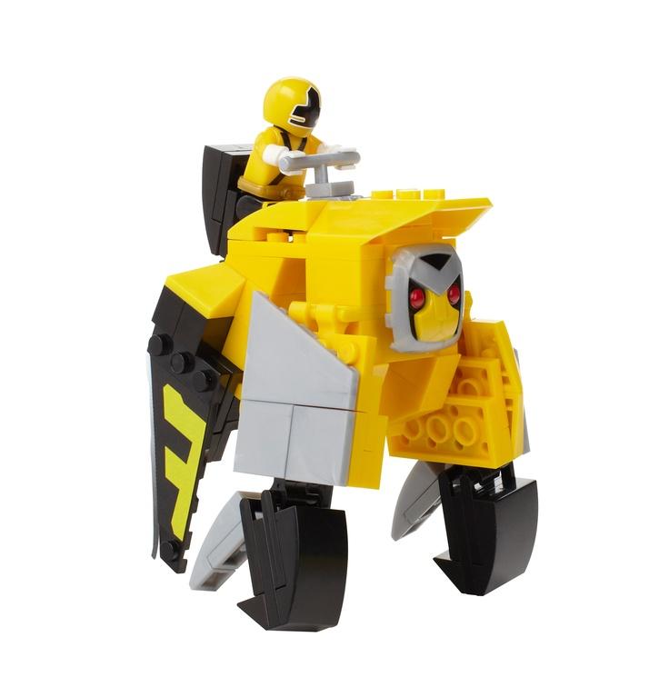 Mega Bloks – Power Rangers Samouraï - Zord Singe à Walmart.ca
