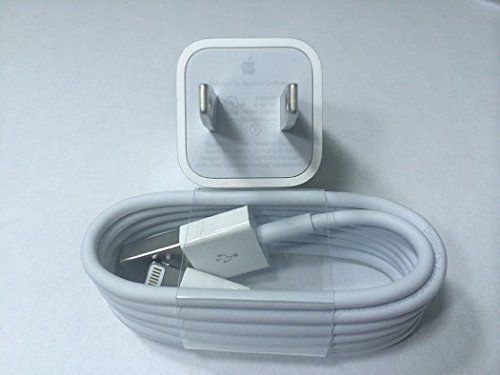 Apple Iphone 5 & 5S Lightning USB Data Cable & Wall Charger   Apple Iphone 5 & 5S Lightning USB Data Cable & Wall Charger AVAILABLE IN WHITE ONLY  http://www.findcheapwireless.com/apple-iphone-5-5s-lightning-usb-data-cable-wall-charger/