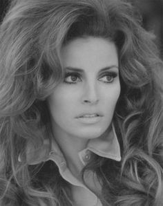 Gallery For > Raquel Welch Black