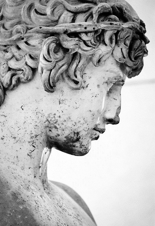 Image result for cracked marble statue