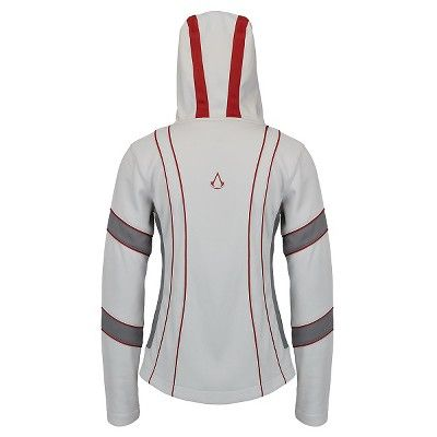 Assassin's Creed Legacy Collection - Charlotte Hoodie, Men's, Size: Medium, Gray