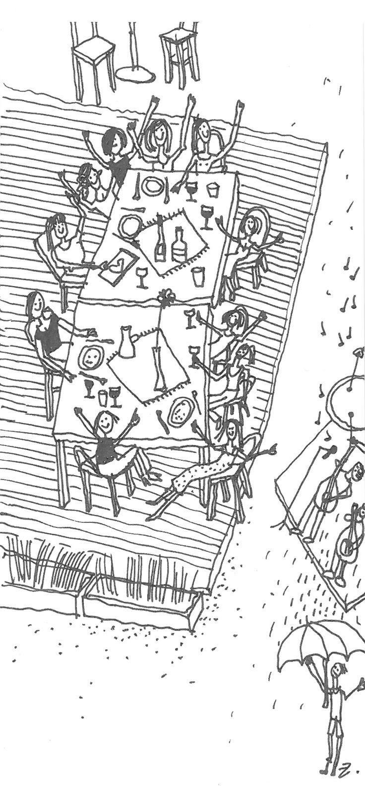 babska zurka v san martene