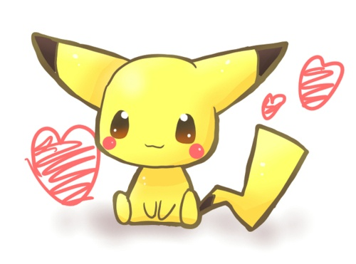 25 best ideas about pikachu drawing on pinterest - Kawaii pikachu ...