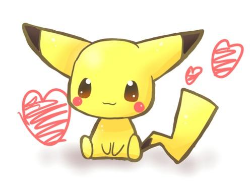 17 best ideas about pikachu drawing on pinterest cute pikachu how to draw pokemon and pikachu - Pikachu kawaii ...