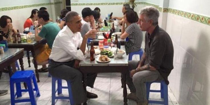 Asal-usul Pepes, Salah-satu Makanan Kesukaan Obama - Kompas.com