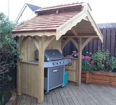 18 best BBQ Shelter Ideas images on Pinterest | Backyard ideas ...