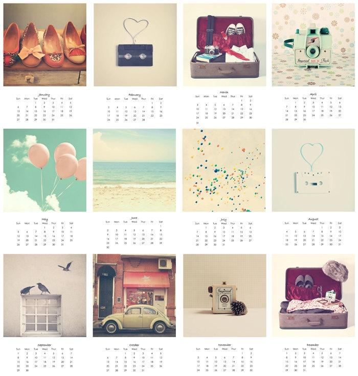 Calendar Girly : Best images about calendars on pinterest retro