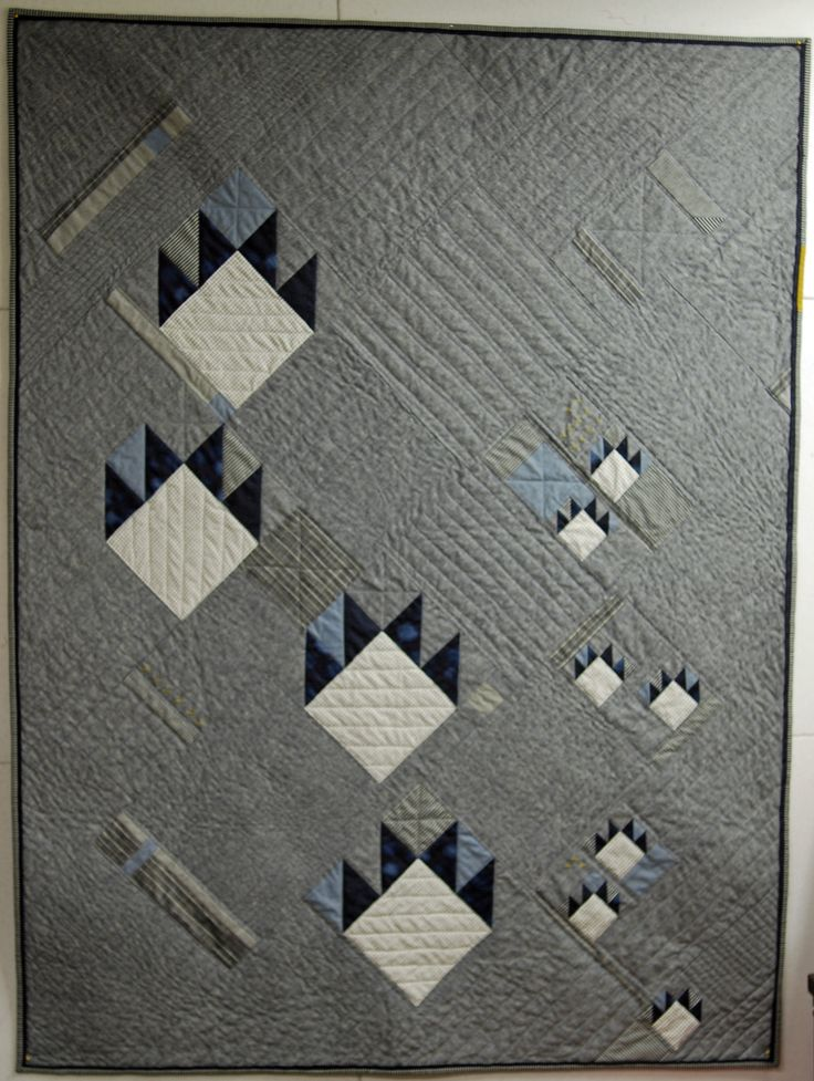 91 best Bear Paw Quilts! images on Pinterest   Bear claws, Quilt ... : bear paw quilt pattern - Adamdwight.com