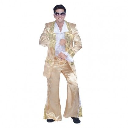 Costume Disco Or #or #disco #costume #déguisement #homme